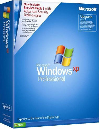 Windows-XP-SP3-Product Key Download