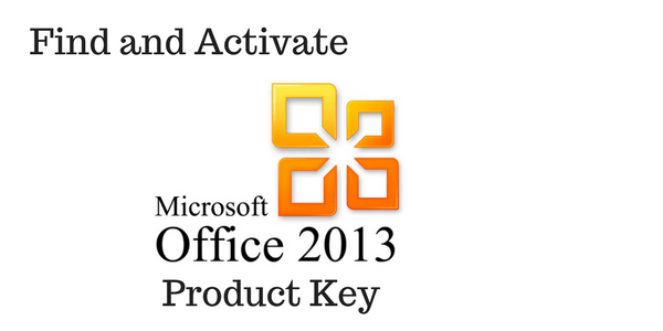 Microsoft Office 2013 Product Key ctivation