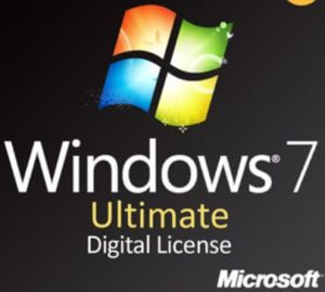 Windows 7 Ultimate Product key 2002
