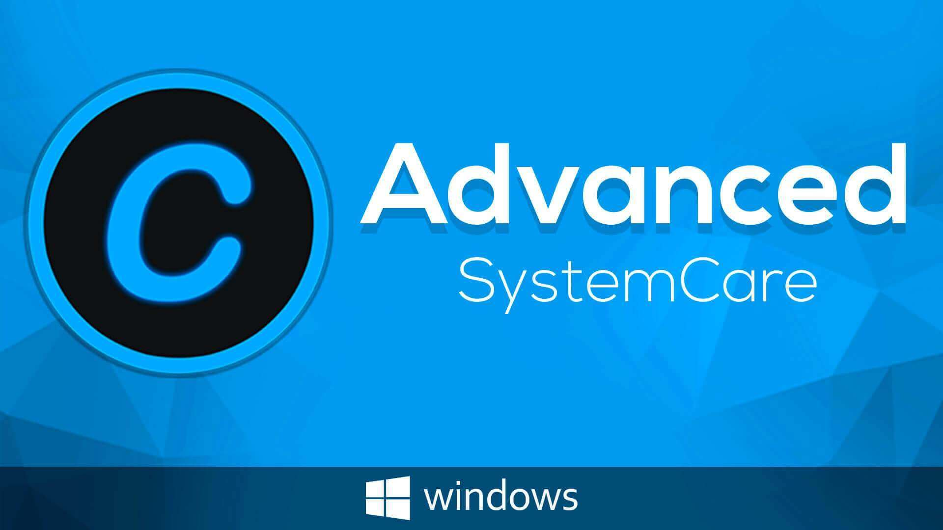 Advanced SystemCare Pro full version latest