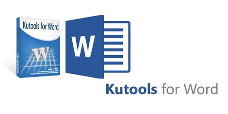 Kutools for Word crack free
