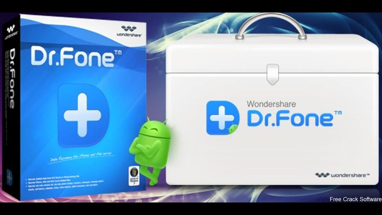 Wondershare Dr Fone 2021 crack