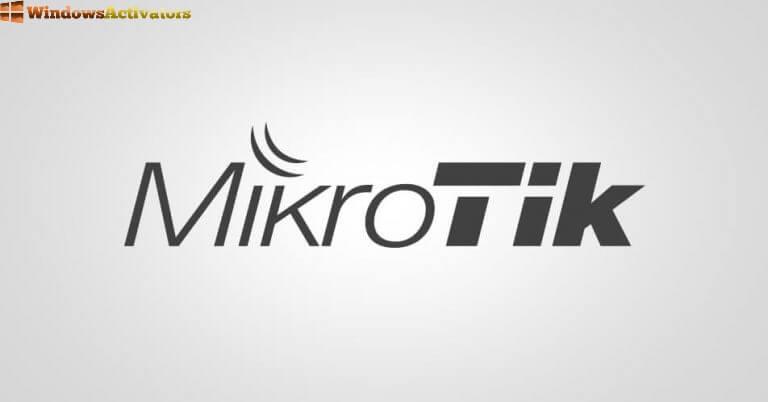 MikroTik Crack free download