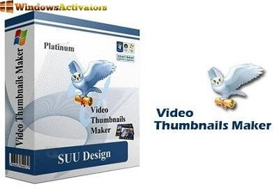 video thumbnails maker latest crack